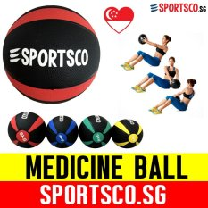 Sportsco 6kg Medicine Ball (sg) By Sportsco Singapore.