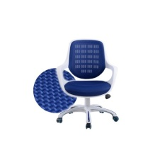 Price Blmg Stable Office Chair Blue Free Delivery Online Singapore