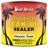 How To Buy Starbrite Tropical Teak Oil Sealer Classic 32 Fl Oz