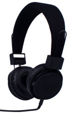 Sale Style Clique Ex09I Best Stereo Over The Head Headphone Black Singapore