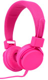 Great Deal Style Clique Ex09I Best Stereo Over The Head Headphone Pink