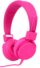 Cheap Style Clique Ex09I Best Stereo Over The Head Headphone Pink Online