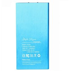 Who Sells Style Clique Sc001 Ultra Slim 21800Mah Power Bank Blue The Cheapest
