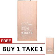 Style Clique Sc001 Ultra Slim 21800Mah Power Bank Buy 1 Take 1 Gold Coupon Code