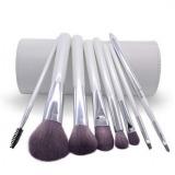 Sale Superlady Makeup Brushes Set Foundation Eyeliner Eyebrow Lip Brush Tools Cosmetics Kits Make Up Kwasten Brush Set With White Holder Online China
