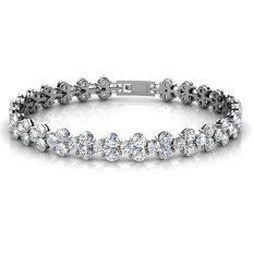 Review Princess Bracelet Crystals From Swarovski® Her Jewellery On Singapore
