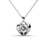 Store Simply Love Pendant Crystals From Swarovski® Her Jewellery On Singapore