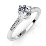 Sale Princess Ring Zirconia From Swarovski® Her Jewellery On Singapore