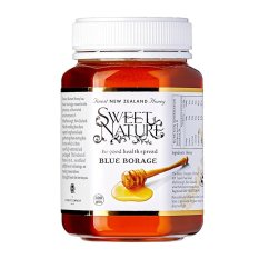Who Sells Sweet Nature Blue Borage Honey 500G Cheap