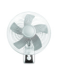 Tecno Twf 1680 Wall Fan With Remote Control 16 White For Sale Online