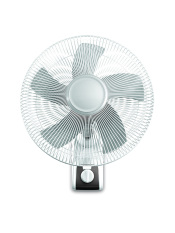 Sales Price Tecno Twf 1680 Wall Fan With Remote Control 16 White