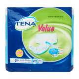 Buying Tena Value *d*lt Diapers Pack Of 12 Medium