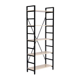 New Blmg Tess 5Tier Shelf Black Free Delivery