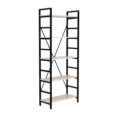 For Sale Blmg Tess 5Tier Shelf Black Free Delivery