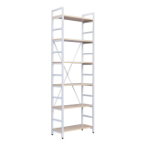 Low Cost Blmg Tess 6Tier Shelf White Free Delivery