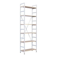 The Cheapest Blmg Tess 6Tier Shelf White Free Delivery Online