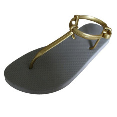 Lowest Price The New Series Of Simple Female Sandal Grey