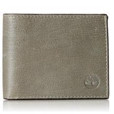 Review Timberland Men S Fine Break Passcase Wallet Grey On Singapore