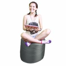 Best Rated Tootsie Ash Grey By Doob Bean Bags