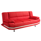 Coupon Blmg Torino Sofabed Red Free Delivery