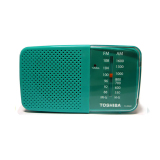 Sale Toshiba Tx Pr20S Portable Radio Green Toshiba Wholesaler