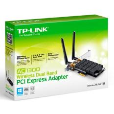 How To Get Tp Link Archer T6E Ac1300 Wireless Dual Band Pci Express Adapter