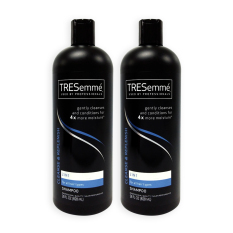 Who Sells Pack Of 2 Tresemme Hair Shampoo Cleanse And Replenish 2 In 1 For All Hair Types 828Ml Usa 3711