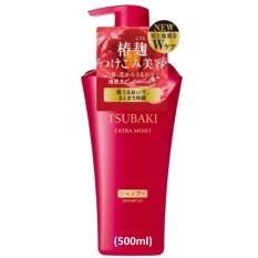 Buy Tsubaki Extra Moist Shampoo 500Ml Online