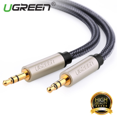 Best Buy Ugreen 3 5Mm Male To Male Auxiliary Aux Stereo Hifi Cable 5M Intl