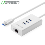 Who Sells Ugreen 3 Ports Usb 3 Hub With 10 100 1000Mbps Gigabit Ethernet Network