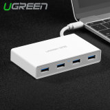 Sale Ugreen Usb Type C 3 4 Ports Hub With Led Indicator Splitter Extenstion Adapater For Macbook Online On China