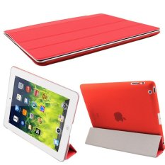 Buy Ipad Smart Cover Case For Apple Ipad 2 3 4 Auto Wake Sleep Red Export On China