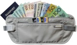 Who Sells Underclothes Travel Security Waist Pouch Hidden Money Belt Compact Waist Bag Anti Theft Safe Wallet Passport Security Money Bag Intl