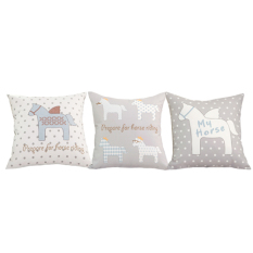 Price Comparisons For Blmg Unicorn Cushion Cover Set Free Delivery