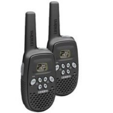 Uniden Gmr2201-2c 16mile/26km 22 Channel Rechargable Frs/gmrs Two-Way Radio Pair - Black (export) By Bestdeals.