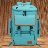 Review Unisex Messenger Shoulder Bag Big Backpack Travel Bag Mint Not Specified On Singapore
