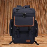 Buy Unisex Messenger Shoulder Bag Big Backpack Travel Bag Navy Blue Singapore