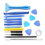 Discounted Universal Smart Cell Mobile Phone Opening Pry Repair Tool Kit Screwdrivers X 18