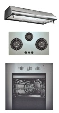 Uno Up1090C Hood Up7088Tr Hob Upo63 Oven Package On Singapore