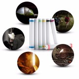 Price Usb Rechargeable Led Emergency T8 Tube Light Dimmable Flashlight Outdoor Portable Lamp Sticks For Camping Hiking Online China
