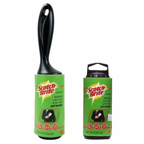 Review Value Set 3M™ Scotch Brite™ Lint Roller Refill Singapore