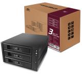 Buy Vantec Ez Swap 3 5 Mobile Rack 3 Bay Online Singapore