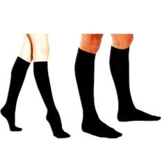 Viviswill Miracle Healthy Compression Stockings Socks Set Of 2 Black Cheap