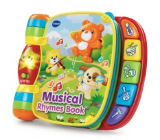 Sale Vtech Musical Rhymes Book Singapore