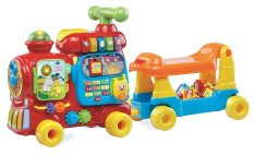 Sale Vtech Sit To Stand Ultimate Alphabet Train Ride On Vtech Cheap
