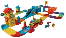 Buy Vtech Toot Toot Drivers Train Station Cheap On Singapore