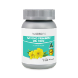 Purchase Watsons Evening Primrose Oil 1000Mg 90S