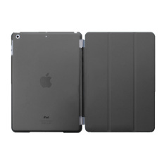 Welink 2 In 1 Ipad Mini 4 Case Plus Tempered Glass Detachable Smart Cover Slim Transparent Back Case For Apple Ipad Mini 4 Black Shopping