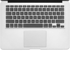Welink Fashion Silicone US Keyboard Cover Waterproof Keyboard Protector Skin For Apple Macbook Air 11 Inch (Transparent)