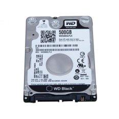 Discounted Western Digital Wd 2 5 Internal 500Gb Black Wd5000Lplx Laptop Harddrive